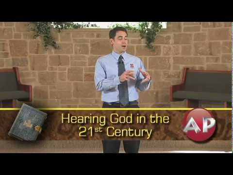 Hearing God in the 21st Century - Eric Lyons