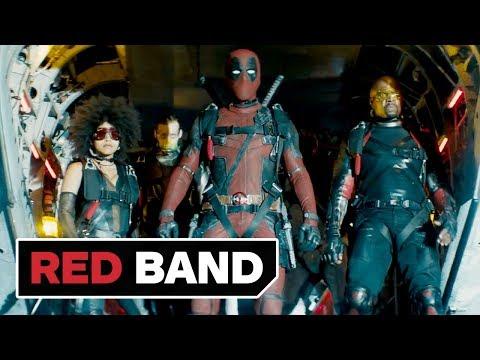 Deadpool 2 Teaser Trailer - Red Band (2018) Ryan Reynolds, Josh Brolin