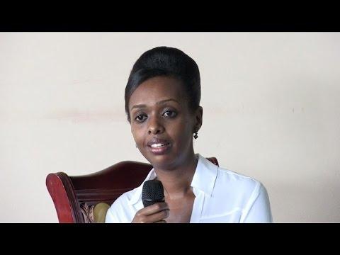 Rwanda: la fille d'un ex-financier candidate à la présidentielle