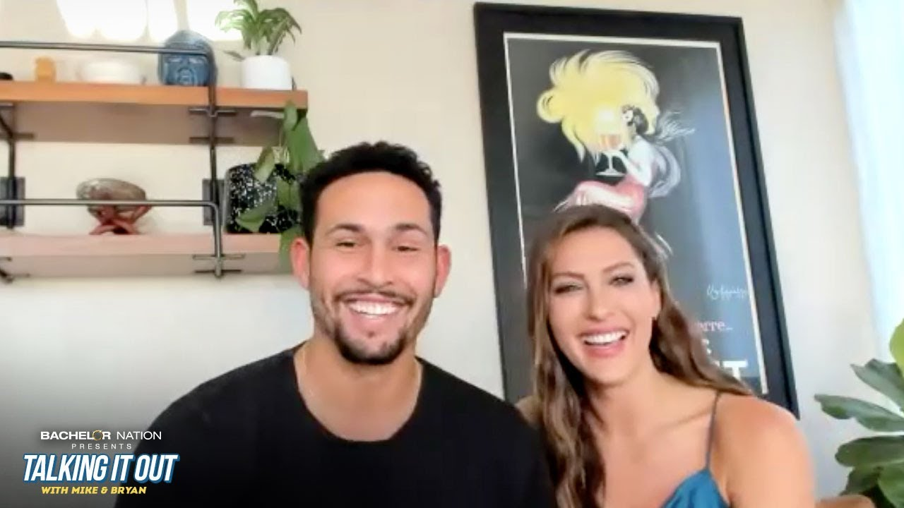 Download Becca Kufrin Reveals Why 'BIP' Was Scary and When She Fell For Thomas