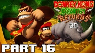 Donkey Kong Country Returns 3D - Part 16: RUN!