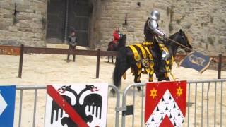 3ème vidéos du tournois de la fête des remparts de Dinan du 19 Juillet 2014