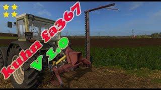 "[""kuhn fa367"", ""Mod Vorstellung Farming Simulator Ls17:kuhn fa367""]"