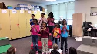 3rd grade - Recorder - Latin Satin by Ed Sueta.