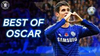 Oscar's Best Chelsea Goals, Skills & Assists