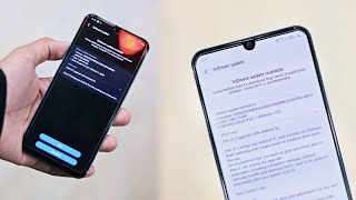 Samsung A30 android 10 update review | Don't update your phone problem with android 10