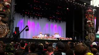 "Faith No More ""Black Friday"" Live @ Download Festival 13/06/2015"