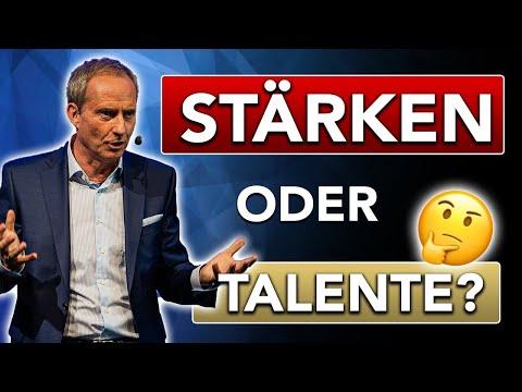 PRAXIS-VIDEO: Stärken von Talenten unterscheiden