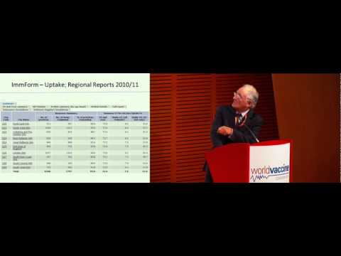 Flu programme management in the UK / Prof. David Salisbury, Director of Immunisation, UK Department