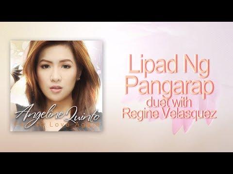 Angeline Quinto - Lipad Ng Pangarap duet with Regine Velasquez