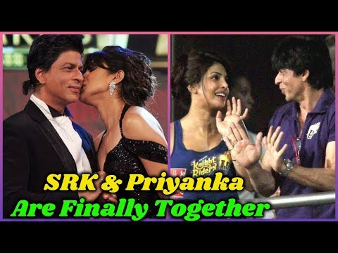 Finally, Shah Rukh Khan And Priyanka Chopra are Together in Next Movie Mp3