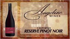 Angeline Pinot Noir Reserve Wine