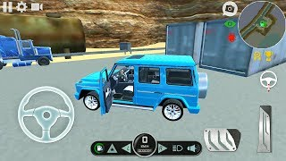 Offroad G Class 2018 #2 - Car Driving Simulator - Android Gameplay FHD