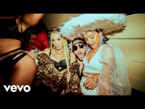 Maluma - L.N.E.M. (GATA) (Official Video) ft. Kapla y Miky, Philip Ariaz, Blessd