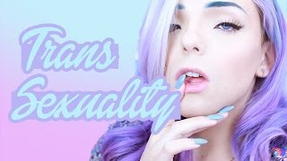 Trans Sexuality 101 | Stef Sanjati