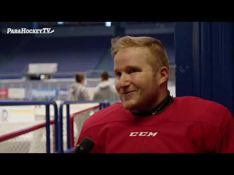 Para hokej je trvdý sport | Para Ostrava 2021