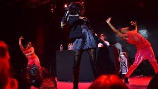 Azealia Banks – Can't do it like me – live @ Sentrum – Kyiv, 20.09.2017