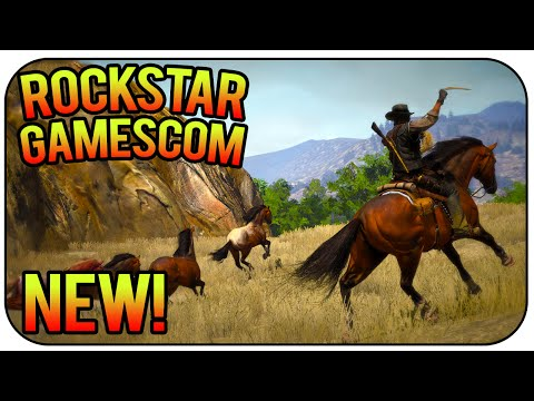 Rockstar Games at Gamescom 2015 - Red Dead Redemption 2 Announcement, Next Red Dead Game Soon?