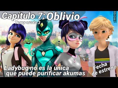 Prodigiosa: Las aventuras de Ladybug Temporada 03 Capitulo 07 - Oblovio