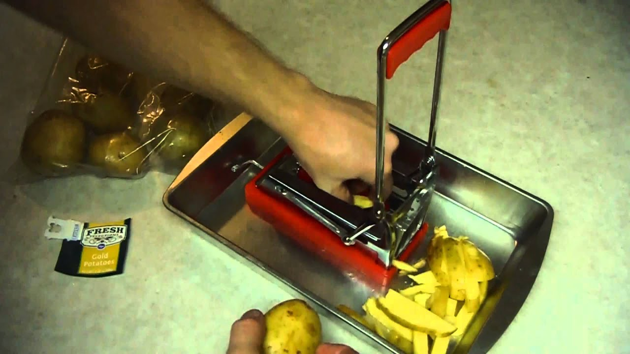 french fry potato chopper from harbor freight