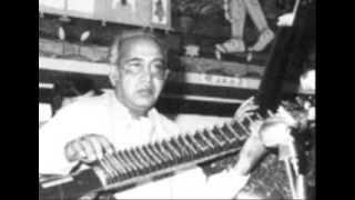 Zia Mohiuddin Dagar - Dhrupad - Raga Yaman Kalyan Live in Amsterdam 1982