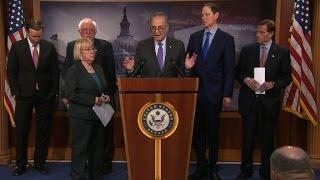 Democrats cite CBO to slam health care bill thumbnail
