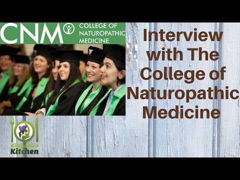 College Of Naturopathic Medicine - Vegfest London