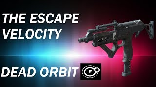 THE ESCAPE VELOCITY - IS IT GOOD? DESTINY 2