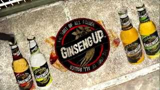 Ginseng Graffiti