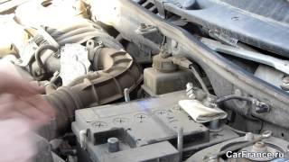 Мойка двигателя Лада Гранта своими руками(Моем двигатель на автомобиле Лада Гранта, да так, чтобы она у нас потом завелась. 1. Снимаем аккумулятор 2...., 2016-04-10T07:50:10.000Z)