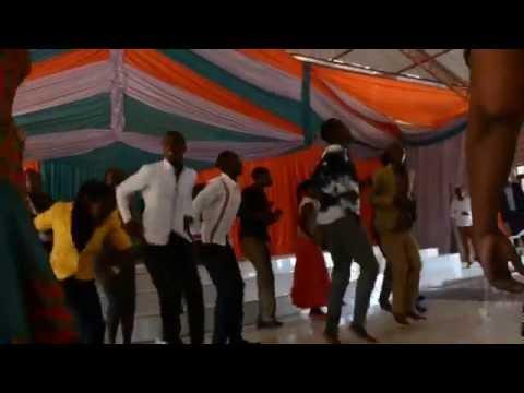 Igisirimba one of dance type at Beth ammi christian fellowship Church