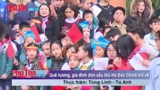 Quê Nghèo Chào Đón Hà Đức Chinh
