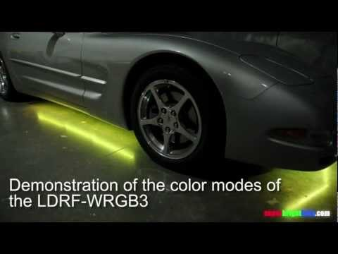 Under Car LED lighting  Color Changing LDRF-WRGB3