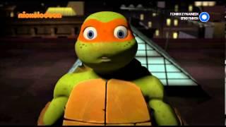 Χελωνονιντζάκια [Nickelodeon Greece]
