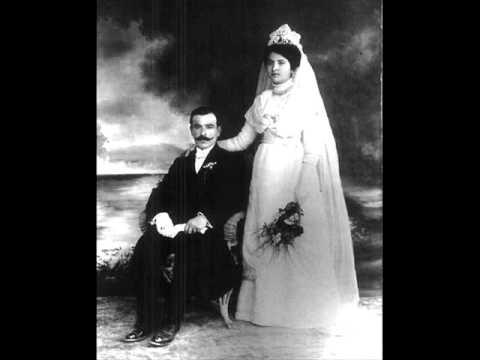 ARMENIAN WEDDING MEMORIES IN THE OTTOMAN EMPIRE  AT 19-20 CENTURIES