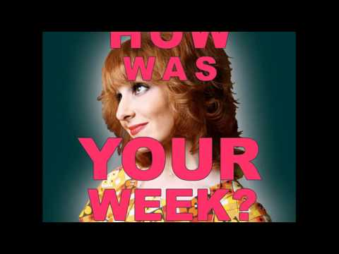 How Was Your Week? with Julie Klausner. Episode 24. Guests Jamie Denbo and Paul F. Tompkins