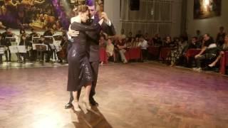 Magdalena Gutierrez & German Ballejo, Garúa Orq. Tipica Pichuco. Garua 2/3