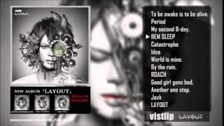 vistlipニューアルバム『LAYOUT』商品概要 □発売日:2015年3月18日(水) ...