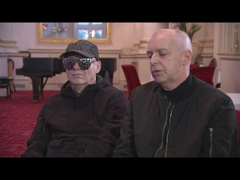 Neil Tennant says living in London isn't what it used to be