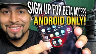 HOW To Sign Up For Fortnite Battle Royale Beta On ANDROID! SUPER EASY!