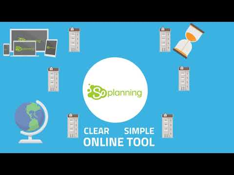 Looking for a simple online planning tool ? SOPlanning will help you to organize work in your team !