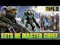 Top 5: Sets de Master Chief   Halo Mega Bloks