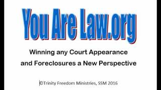 Stopping A Court Case in 60 Seconds + Why (but do your own homework)
