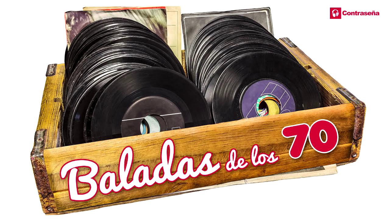 Baladas De Los 70 60s Inolvidables Los Genios Las Mejores Romanticas En Español De Toda Una Vida Youtube