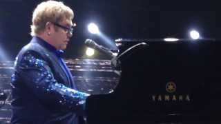 Elton John LIVE - Front Row - Your Sister Can