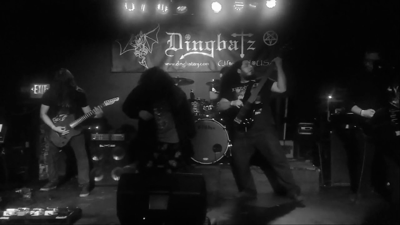 Erciyes Fragment - Coulrophobicon (LIVE Dingbatz)