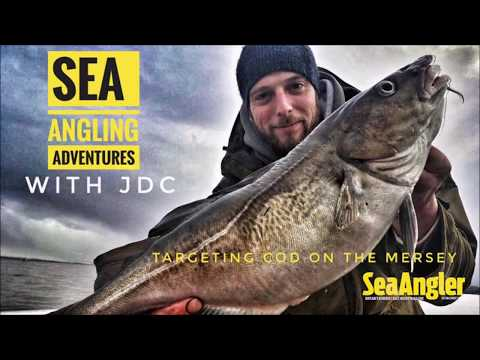 Cod Fishing : On The Mersey With JDC