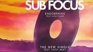 Baixar Sub Focus Ft  Alex Clare - Endorphins (Fred V & Grafix Remix)
