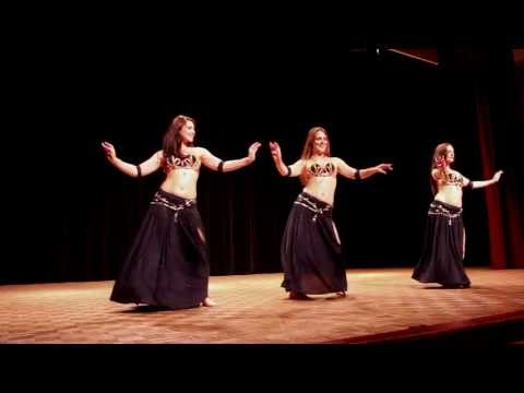 """Compagnie Aziza - Spectacle """"Orientale & Co"""" - Routine Orientale"""