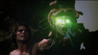 Clash of the Titans(Furia de titanes,1981):The head of Medusa (la cabeza de Medusa)